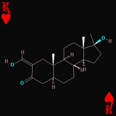 ANADROL 50mg/ml 50ml (Liquid Oral)